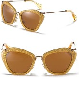Catwalk Sunglasses with Thin Temple