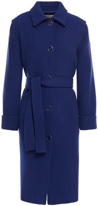 Emilio Pucci Belted Wool-felt Coat