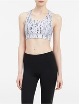 Calvin Klein Performance Abstract Sports Bra