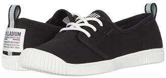Palladium Easy SL (Black) Women's Shoes
