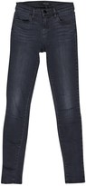 J Brand Grey Cotton - elasthane Jeans for Women