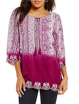 Westbound Bell Sleeve Tunic