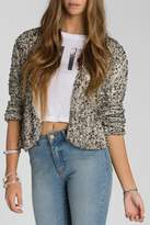 Billabong Eyes Sequin Jacket