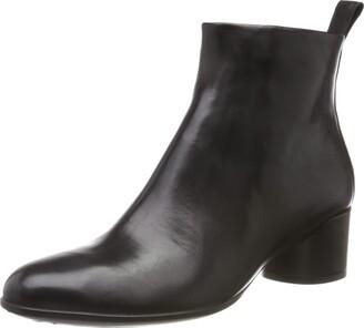 Ecco Women's Shape 35 Mod Block Ankle Boots