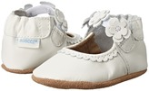 Robeez Claire Mary Jane Soft Soles Girl's Shoes