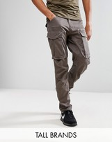 G Star G-Star TALL Rovic Zip Cargo Pants 3D Tapered