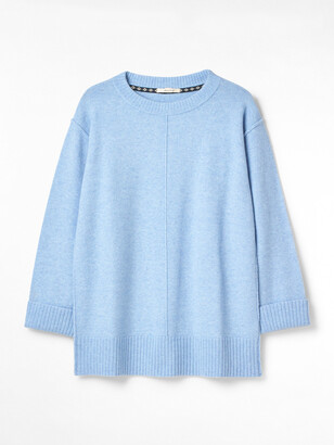 White Stuff Forecast Jumper