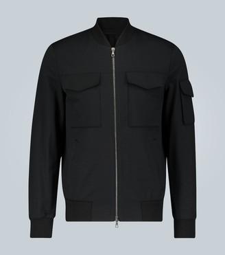 Harris Wharf London Cotton-blend lightweight jacket