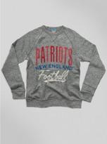 Junk Food Clothing Kids Nfl New England Patriots Sweatshirt-heather Grey-xl
