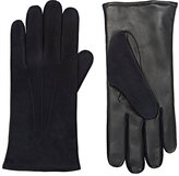 Barneys New York Men's Tech-Smart Suede Gloves
