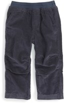 Tea Collection Lined Corduroy Pants (Baby Boys)