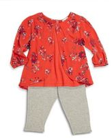 Splendid Printed Top & Pants Set for Girls