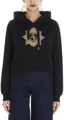 Dolce & Gabbana cuore Sacro Hoodie