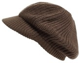 Echo 'Gibson Girl' Knit Hat