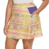 Soybu Plus Size Flirt Skater Skirt