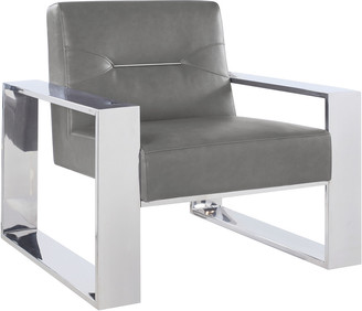 Chic Home Colton Grey Accent Chair