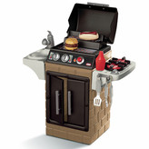Little Tikes 8 Piece Get Out 'n Grill Kitchen Set