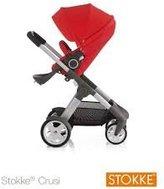 Stokke Crusi Stroller - Red
