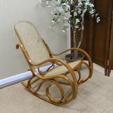 Carolina Cottage Victoria Bentwood Rocking Chair in Oak