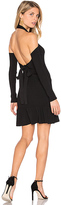 C/Meo No Return Knit Dress in Black. - size M (also in )