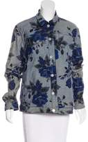 J Brand Cyra Reversible Jacket w/ Tags