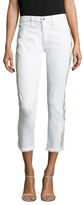 AG Adriano Goldschmied Mid-Rise Stilt Cropped Jean
