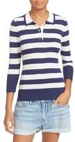 Frame Women's Stripe Wool Blend Sweater