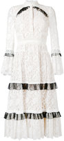 Erdem - lace dress - women -