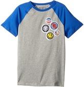 True Religion Patches Logo Tee Shirt (Big Kids)