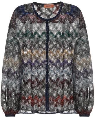Missoni Knit blouse