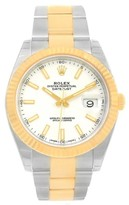 Rolex Datejust 126333 Stainless Steel Automatic 41mm Mens Watch