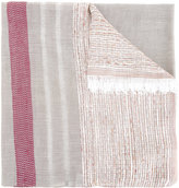Cerruti patterned scarf