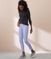 LOFT Petite Lou & Grey Overdyed Skinny Jeans