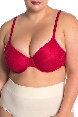 Le Mystere The Modern Unlined Underwire Bra (Regular & Plus Size, C-H Cups)