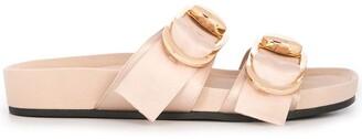 Stella Luna D-ring slippers