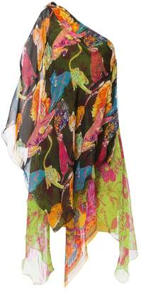 Ungaro \N Multicolour Silk Dresses