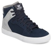 Supra Boy's Vaider High Top Sneaker