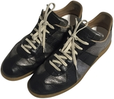 Maison Margiela Low trainers in leather