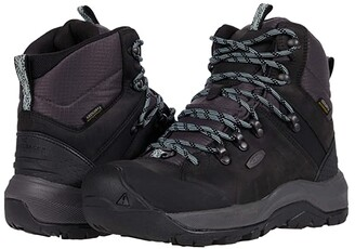 Keen Revel IV Mid Polar (Magnet/North Atlantic) Women's Shoes