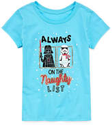 Star Wars STARWARS Holiday Graphic T-Shirt - Girls' 7-16