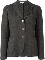 Boglioli three-button blazer - women - Cupro/Wool - 44