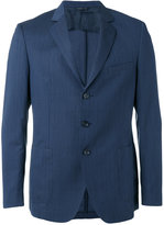 Tonello pocket front blazer - men - Silk/Cotton/Virgin Wool - 46