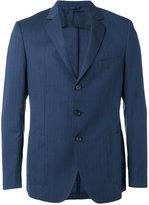 Tonello pocket front blazer - men - Silk/Cotton/Virgin Wool - 46