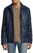 Diesel Black Gold Lacalma Leather Jacket