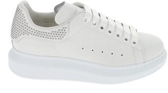 Alexander McQueen Stud Embellished Oversized Sneakers
