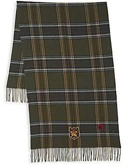 Polo Ralph Lauren Men's St. Andrew Tartan Wool Scarf