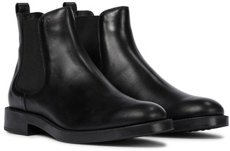 Tod's Leather Chelsea boots