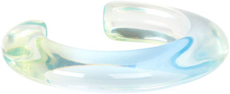 Lizzie Fortunato The Ridge Lucite Cuff Bracelet