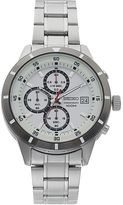 Seiko Men's Stainless Steel Chronograph Watch - SKS579