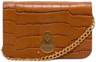 Longchamp Cavalcade Chain Clutch Bag